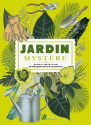 Dernières parutions sur Jardins, Jardin mystère