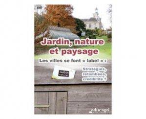 Nouvelle édition Jardin, nature et paysage (DVD)