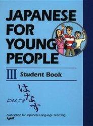 Dernières parutions sur Méthodes de langues, JAPANESE FOR YOUNG PEOPLE III