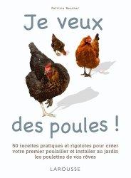 Souvent acheté avec Le jardin surélevé, le Je veux des poules !
