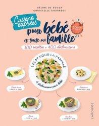 Dernières parutions sur Alimentation de l'enfant, Je cuisine pour bébé et toute la famille