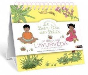 Dernières parutions dans Le bien-être des petits, Je découvre l'ayurveda. Avec 1 CD audio