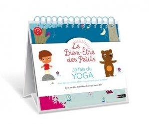 Dernières parutions dans Le bien-être des petits, Je fais du yoga