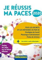 Dernières parutions sur PAES - PACES - MMOP, Je réussis ma PACES 2020