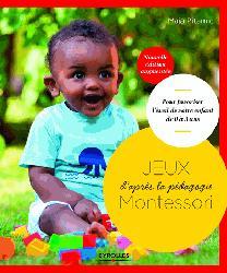 Dernières parutions sur Guides généraux 0-6 ans, Jeux d'après la pédagogie Montessori
