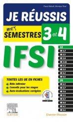 Dernières parutions sur Infirmières, Je réussis mes semestres 3 et 4 - IFSI