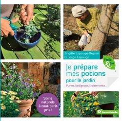 Souvent acheté avec Jardinez avec les insectes, le Je prépare mes potions pour le jardin