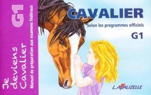 Souvent acheté avec Cavalier Question-réponses Galops 5,6,7 et degré 2, le Je deviens cavalier G1- Manuel de préparation aux examens fédéraux