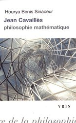 Dernières parutions sur Maths et culture, Jean Cavaillès