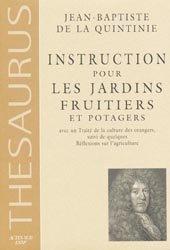 Souvent acheté avec Les hauts lieux de l'art équestre, le Instruction pour les jardins fruitiers et potagers