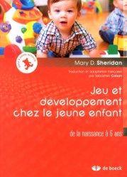 Souvent acheté avec Du calme !, le Jeu et développement chez le jeune enfant majbook ème édition, majbook 1ère édition, livre ecn major, livre ecn, fiche ecn