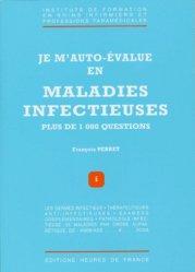 Dernières parutions sur UE 2.5 Processus inflammatoires et infectieux, Je m'auto-évalue en maladies infectieuses
