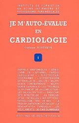 Je m'auto-évalue en cardiologie