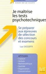 Souvent acheté avec Concours infirmier Tests d'aptitude, le Je maîtrise les tests psychotechniques https://fr.calameo.com/read/005884018512581343cc0
