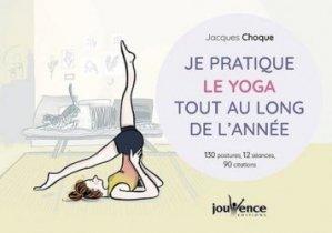 Dernières parutions sur Yoga, Je pratique le yoga tout au long de l'année