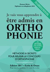 Souvent acheté avec Les épreuves de français au concours d'orthophonie, le Je Vais Vous Apprendre à Etre Admis en Orthophonie