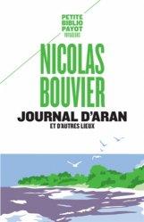 Dernières parutions dans Petite Bibliothèque Voyageurs, Journal d'Aran et d'autres lieux. Feuilles de route