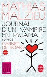 Souvent acheté avec Diagnostics infirmiers 2015-2017, le Journal d'un vampire en pyjama + Carnet de board