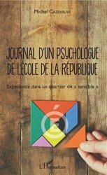 Journal d'un psychologue de l'École de la République