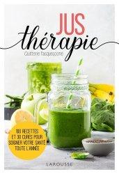 Dernières parutions sur Jus de fruit, Jus-thérapie
