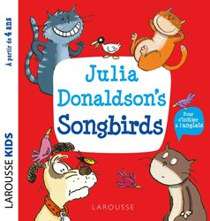 Dernières parutions sur Livres bilingues, Songbirds