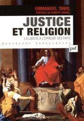 Dernières parutions dans Questions judiciaires, Justice et religion. La laïcité à l'épreuve des faits