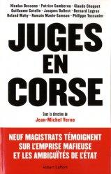 Dernières parutions sur Institutions judiciaires, Juges en Corse