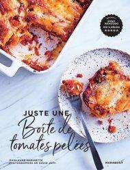 Dernières parutions sur Cuisine rapide, Juste une boîte de tomates pelées