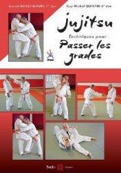 Dernières parutions sur Arts martiaux, Jujitsu : techniques pour passer les grades