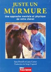 Souvent acheté avec Maladies des chevaux, le Juste un murmure