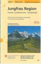 Dernières parutions sur Allemagne, Jungfrau region indéchirable et résistante eau