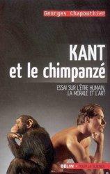 Dernières parutions dans Regards, Kant et le chimpanzé