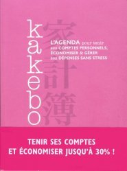 Nouvelle édition Kakebo