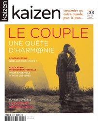 Dernières parutions dans Kaizen, Kaizen : Le couple, une quête d'harmonie
