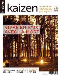 Souvent acheté avec kaizen 37 Semences, quelles graines pour demain ?, le kaizen 35 : novembre decembre 2017