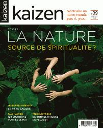 Dernières parutions dans Kaizen, KAIZEN 39 : JUILLET 2018