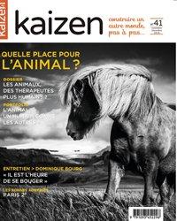 Dernières parutions dans Kaizen, Kaizen N° 41, novembre-décembre