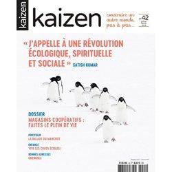 Dernières parutions dans Kaizen, Kaizen 42 : Magasins coopératifs, faites le plein de vie