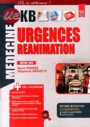 Souvent acheté avec Pédiatrie, le KB / iKB Urgences Réanimation