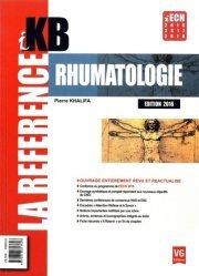 Dernières parutions dans , KB / iKB Rhumatologie livre ecn 2020, livre ECNi 2021, collège pneumologie, ecn pilly, mikbook, majbook, unithèque ecn, college des enseignants, livre ecn sortie