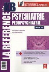 Souvent acheté avec Urologie, néphrologie, gynécologie, le KB / iKB Psychiatrie - Pédopsychiatrie