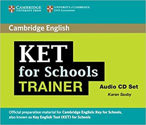 Dernières parutions dans KET for Schools Trainer, KET for Schools Trainer - Audio CDs (2)