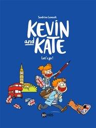 Dernières parutions dans , Kevin and Kate Tome 1 : Let's go !