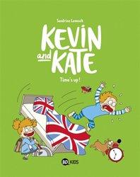 Dernières parutions dans , Kevin and Kate Tome 2 : Time's Up