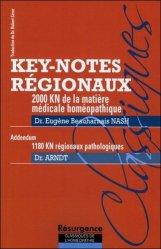 Dernières parutions dans Résurgence, Key-notes régionaux