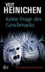 Dernières parutions sur Policier et thriller, KEINE FROGE DES GESCHMACKS