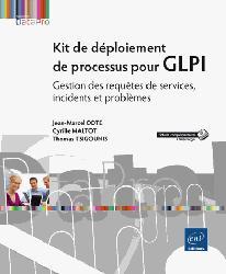Dernières parutions dans Datapro, Kit de déploiement de processus pour GLPI