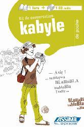 Dernières parutions dans Langues de poche, Kit de Conversation Kabyle de Poche