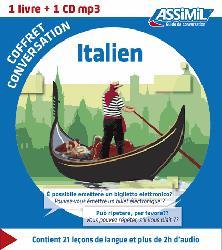 Dernières parutions dans Guides de conversation, Coffret Conversation Italien