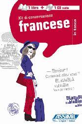 Dernières parutions sur Guides de conversation, Kit di Conversazione Francese in Tasca